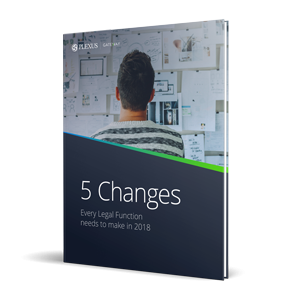 Ebook 5 changes every legal function has to make