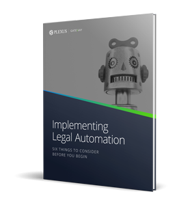 Ebook implementing legal automation
