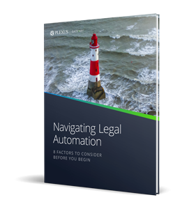 Ebook navigating legal automation