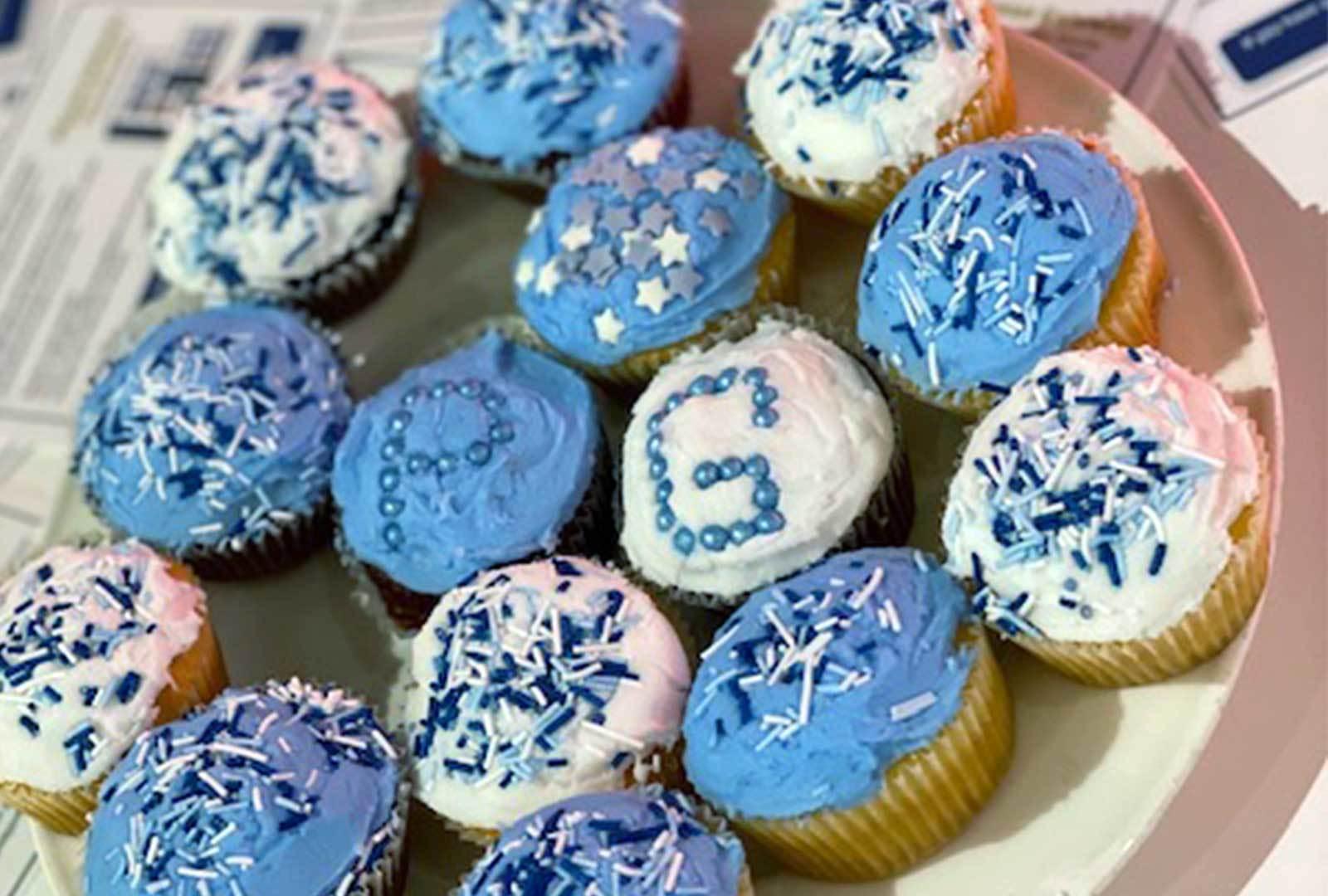 Ocado case study cupcakes